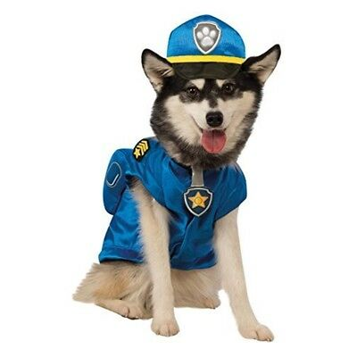 (x-large) - Official Rubie's Paw Patrol Chase Pet Dog Costume, Size: X-large