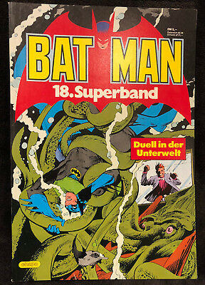 Batman, Superband 18 ( EHAPA ) 1983