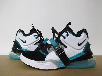 b05d588557877 AH6772 008 NIKE Air Force 270 Black White Emerald Command Force 8-14 ...