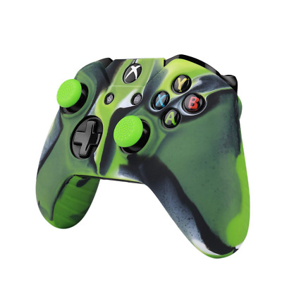 XBox Controller Case Soft Silicone Gel Rubber Grip Protective Cover Skin NEW HOT