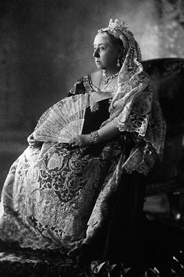 New 5x7 Photo: Her Majesty Queen Victoria of the United Kingdom, Great Britain