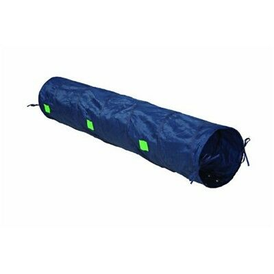 Trixie Dog Activity Agility Tunnel, 40cm 2 M, Blue - Tunnel M 40cm Training