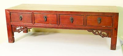 Antique Chinese Ming Cabinet (3227) Authentic Zelkova Wood, Circa 1800-1849