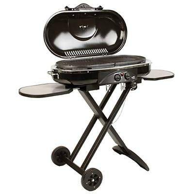 Coleman Roadtrip Lxx Gas Grill Barbecue Portable Outdoor Cooking Yard Travel New