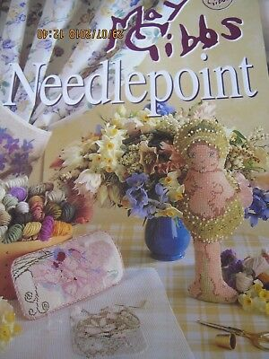 May Gibbs Needlepoint Book 80 Pages Gumnuts Wattle