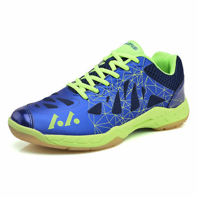 Men's Badminton Sneakers Indoor Tennis Cross Trainer Shoes fashion Racquetball