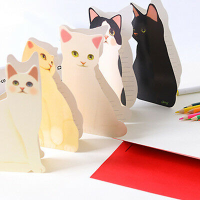 Creative Lovely Kitten Kat 3D Christmas Greeting Card Holiday Birthday Card Gift