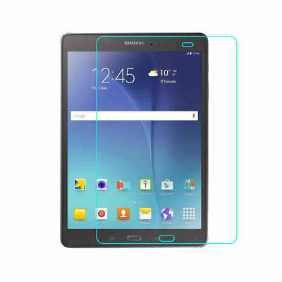 9H Full Tempered Glass Screen Protective For Samsung Tab A E 3 4 S S2 S3 Tablet