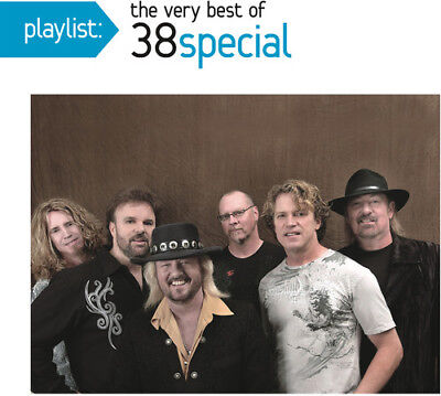 .38 Special - Playlist: The Very Best Of 38 Special [New CD]