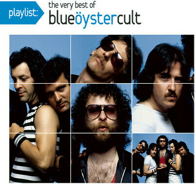Blue Oyster Cult - Playlist: Very Best Of [New CD]