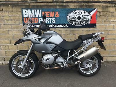 BMW R1200GS 2006. 56k miles. Non ABS. Good condition. 12 months MoT. HPI clear