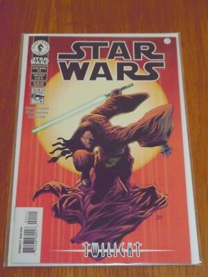Star Wars #21 Twilight #3 Dark Horse August 2000 High Grade Copy