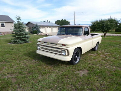 1965 Chevrolet C-10  1965 C10 chevy short box