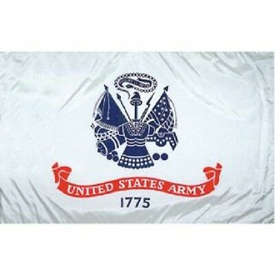 2'x3' ARMY Flag Nylon SolarMax United States Military Armed Forces MADE IN USA