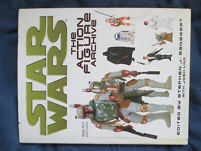Star Wars - The Action Figure Archive - Used - Hardback