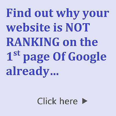 Help Rank Your Website First Page Of Google SEO - Bronze Package