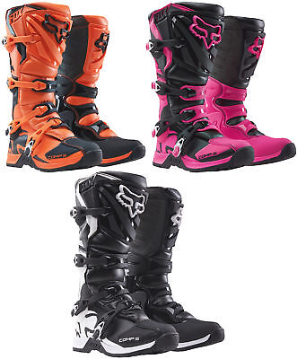 Fox Racing Youth Comp 5 Dirt Bike Boots MX ATV Off-Road 2018