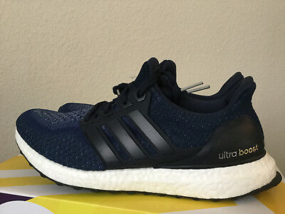 BRAND NEW ADIDAS Ultra Boost 2.0 Collegiate Navy US Mens 8 AQ5928