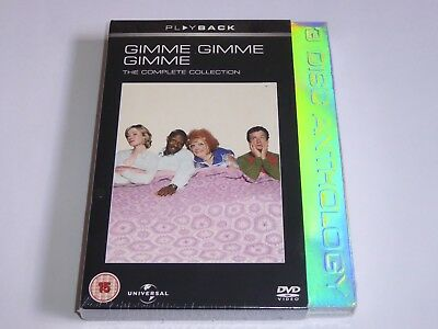 Gimme Gimme Gimme - The Complete Series 1-3 Collection - NEW / SEALED DVD SET
