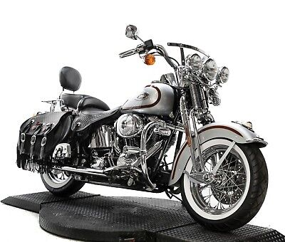 2000 Harley-Davidson Softail  2000 Harley Davidson Heritage Softail Springer FLSTS Mint One Owner 27,783mi!