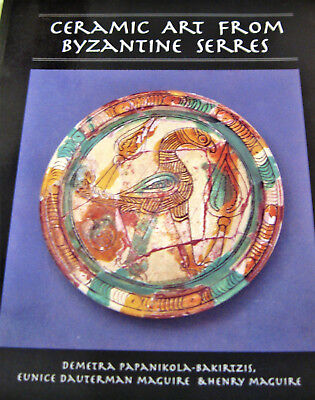 Ceramic Art from Byzantine Serres