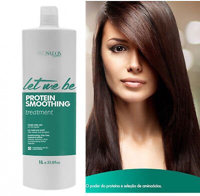 Let Me Be Professional Smoothing Treatment Formaldehyde free 1000ml33,8oz