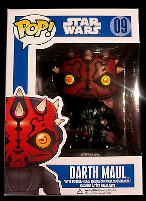 STAR WARS Darth Maul - Vinyl Figur - Funko Pop!