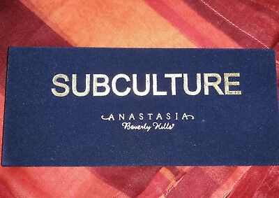 Subculture Anastasia Beverly Hills