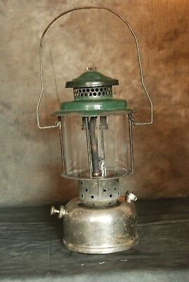 Vintage 1929 Coleman Quick Lite Double Mantle Lantern Dated 9  9 (Sept. 1929)