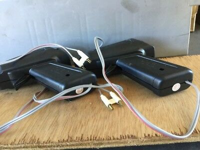 Tonka Speed Loop Electric Race track Parts - 2 x Controllers -