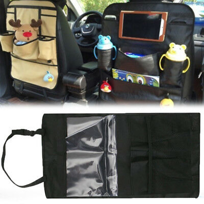 New Seat Waterproof Multi-pocket Holder Bag Storage Hanging Car For Tablet Back