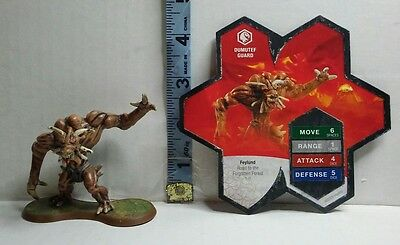 Dumutef Guard Heroscape Road to the Forgotten Forest Figure 2005 Hasbro Used