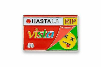 Hasta la Vista - Lapel Pin