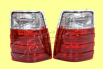 Tail Lights Rear Lamps PAIR Fits MERCEDES W123 Estate T Model 1977-1985