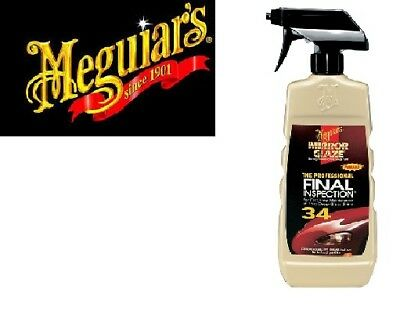 MEGUIARS The Professional Final Inspection #34