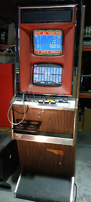 Rare Vintage IGT Dual Screen PE+ KENO MACHINE | 6660CF Tested Fortune II