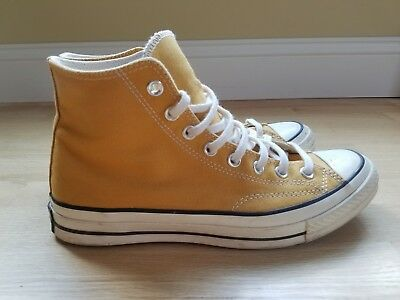 e700c0b2fd6e CONVERSE CHUCK TAYLOR All Star 70s High Sunflower Yellow Black Label ...