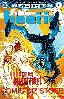 Blue Beetle #11 (2017) 1St Printing Bagged & Boarded Dc Universe Rebirth