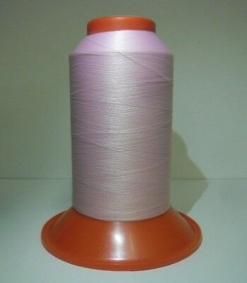 Amann Serafil Thread, 200 Wr 5000M, Water Repellent Thread, Baby Pink , Art 1319