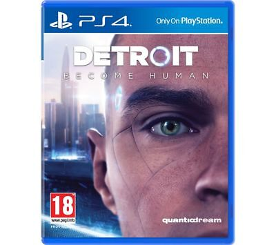 PS4 Detroit: Become Human - Currys