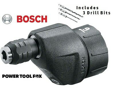 savers Bosch IXO DRILLING Device for IXO Screwdrivers 1600A00B9P 3165140839655SD