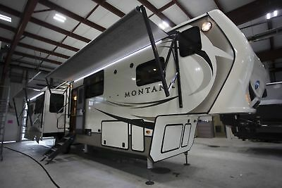 Keystone Montana 3810 Fifth Wheel Camper Rv Middle Island Sink Queen Bed