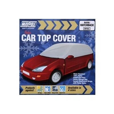 Maypole 992 Housse De Voiture En Nylon - Hatchback - Car Top Cover Mp Hatch Back