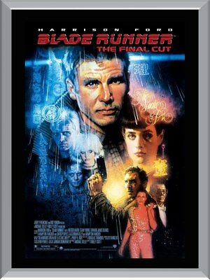 Blade Runner The Final Cut A1 To A4 Size Poster Prints