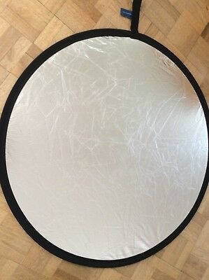 Lastolite 95cm Double Sided Reflector plus Extra Cover