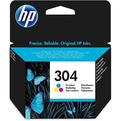 Deskjet 3755 Ink Cartridge - Colour - HP 304 Original Ink