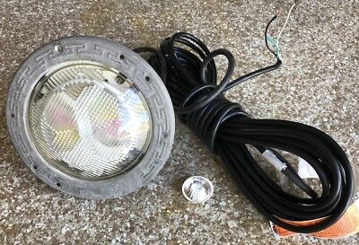 Pentair 120V Colorswim Pool Light, 50' cord, Color Changing