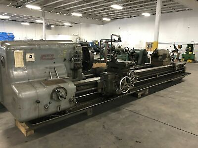 "43"" X 15' American Pacemaker Geared Head Lathe. Engine Lathe"
