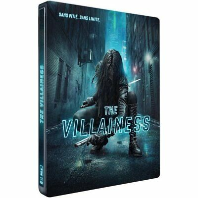Blu-ray - The Villainess - Édition Limitée SteelBook - Blu-ray - Kim Ok-bin, Shi