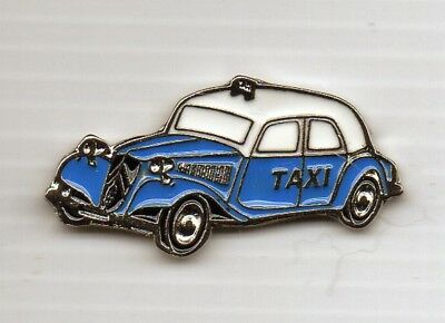 pin pin's citroen traction avant taxis